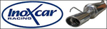 inoxcar  ligne échappement silencieux decata cata sport 200 cell intermédiaire downpipe catback echappement silencieux ligne decata cata sport valve downpipe valve garage rems performance narbonne canet